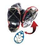 Turtles Snow chains for footwear