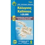 Map Kalimnos (1:25.000) / Publications Anavasi