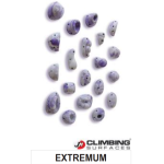JM Climbing Surfaces Extremum Climbing Holds (13cs)