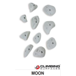 JM Climbing Surfaces Moon Climbing Holds (10pcs)