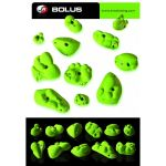 JM Climbing Surfaces Bolus Climbing Holds (11pcs)