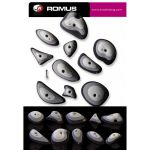 JM Climbing Surfaces Romus Climbing Holds (10pcs)