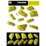 JM Climbing Surfaces Tensis Climbing Holds (11pcs)