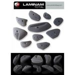 JM Climbing Surfaces Laminam Vertical Climbing Holds (10pcs)