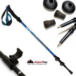 AlpinPro Walking Poles FA6 (2 piece)