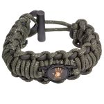 Unigreen 12 Survivors Paracord Survival Band
