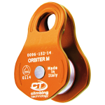 Climbing Technology Orbiter M Light alloy pulley