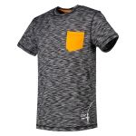 Petzl City Sports T-Shirt / Black Melange