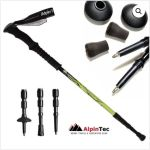 AlpinTec Walking Poles Thermolite (2 piece)