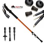AlpinTec Walking Poles Olympus (2 piece)