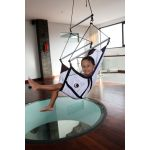 Ticket To The Moon Mini Moon Chair Turquoise