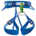 Petzl Harness for Children Macchu Blue