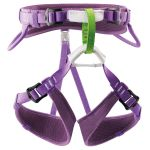 Petzl Harness for Children Macchu Violet