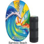 Indo Board Original Bamboo Beach