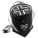 Y&Y Chalk Stopper Chalk Bag Black