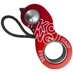 Kong Multiuse Rope Clamp Duck Red Black