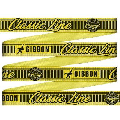 Gibbon Slacklines Classicline No Treewear (Length 15 m  / Width 5 cm)