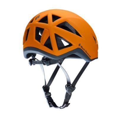 Black Diamond Vector Helmet Orange