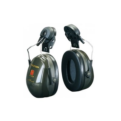 3M Peltor™ Optime™ II Ear Muffs 30 dB Helmet Mounted
