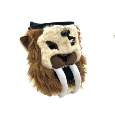 Y&Y VerticalPrehistoric Animal Chalk Bags Tiger