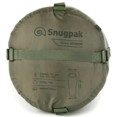 Snugpak Sleeping Bag Sleeper Extreme Olive -7°C –12°C