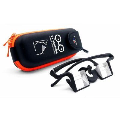 Y&Y Plasfun Evo Black Belay Glasses