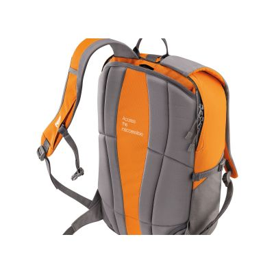 Petzl Bug Backpack For Single Day Multi Pitch Climbing Orange